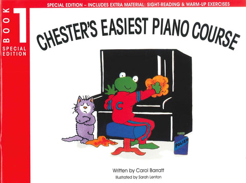 Chester's Easiest Piano Course - Book 1 Special Edition