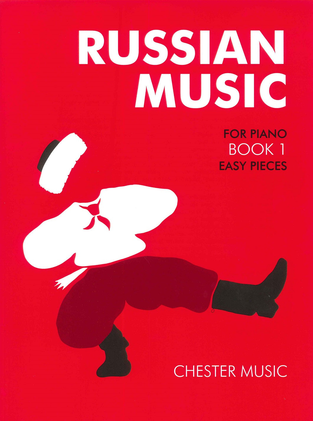 Russian Music for Piano Book 1