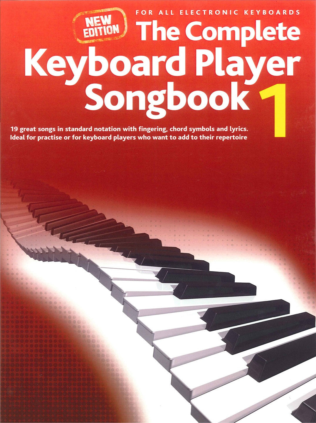 The Complete Keyboard Player Songbook 1 Piano Traders