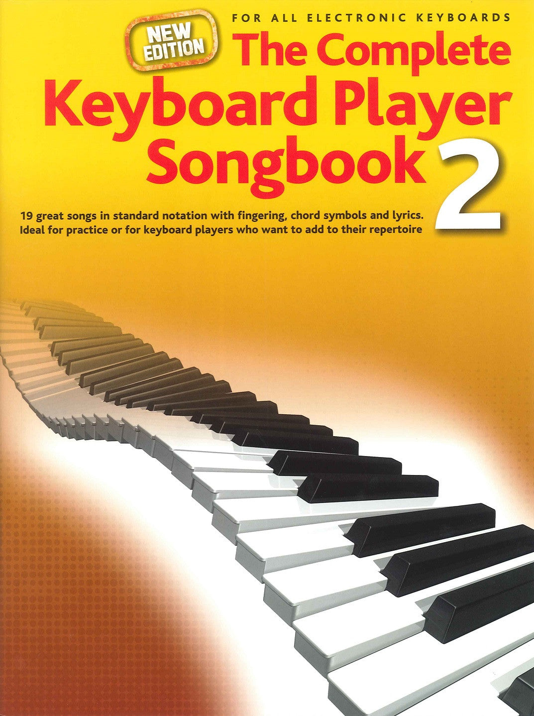 The Complete Keyboard Player Songbook 2 Piano Traders