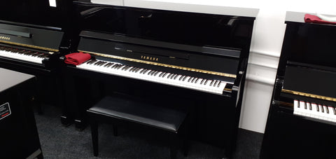 Yamaha T121 Upright Piano