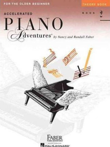 Accelerated Piano Adventures Theory 2