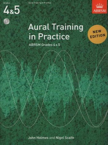 ABRSM Aural Training in Practice Book 2 (Gr 4-5)