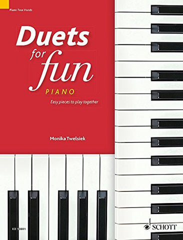 Duets for Fun - Piano Four Hands