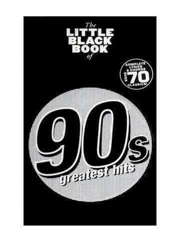 The Little Black Book of 90s Greatest Hits
