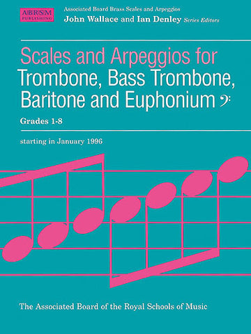 ABRSM Scales and Arpeggios - Trombone