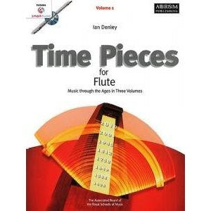 Time Pieces for Flute Volume 1