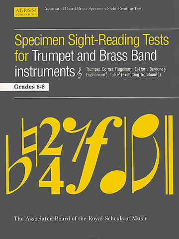 ABRSM Trumpet Sight-Reading G6-8