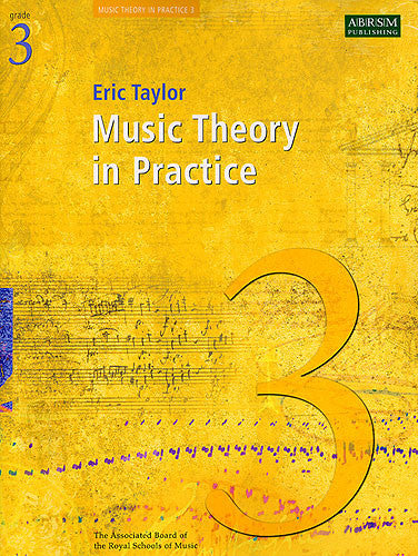 Music Theory in Practice Model Answers Grade 3 Music Theory in Practice ABRSM
