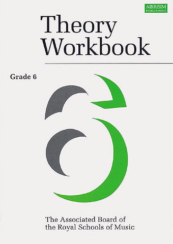 ABRSM Theory Workbook Grade 6