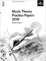 ABRSM Music Theory Practice Papers Grade 2 2018