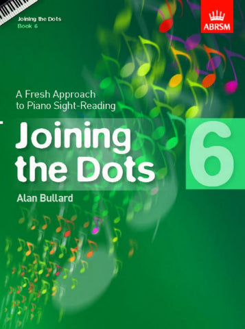 Joining the Dots Piano Grade 6