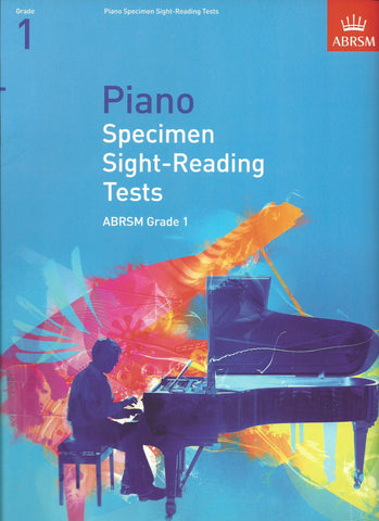 ABRSM Piano Sight-Reading Grade 1