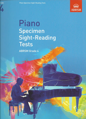 ABRSM Piano Sight-Reading Grade 4