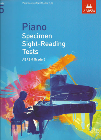 ABRSM Piano Sight-Reading Grade 5