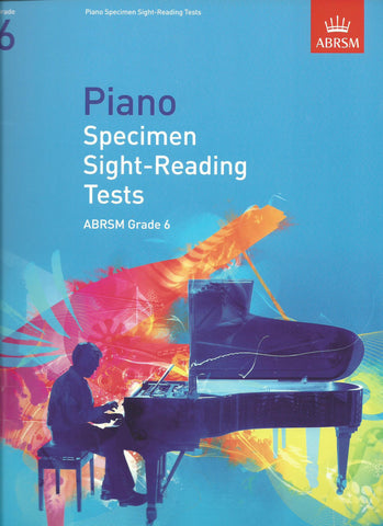 ABRSM Piano Sight-Reading Grade 6