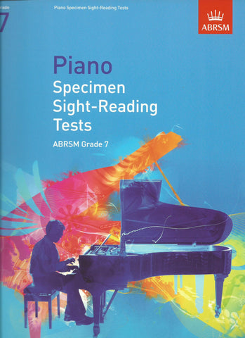ABRSM Piano Sight-Reading Grade 7