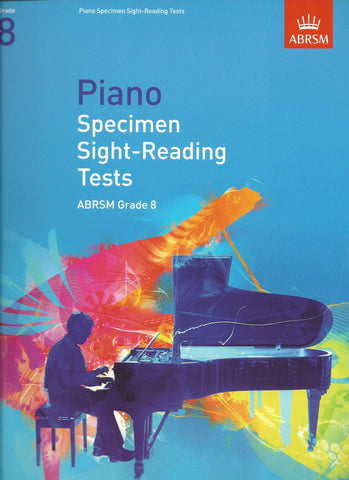 ABRSM Piano Sight-Reading Grade 8