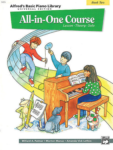 Alfred All-In-One Course Book 2 - kids