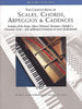 The Complete Book of Scales, Chords, Arpeggios & Cadences (Alfred)