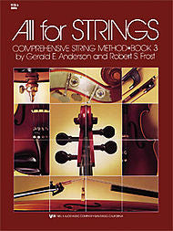 All for Strings Viola Book 3