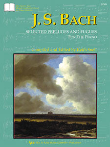 Bach - Selected Preludes and Fugues (KJOS)