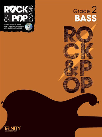 Rock & Pop Bass Guitar Grade 2