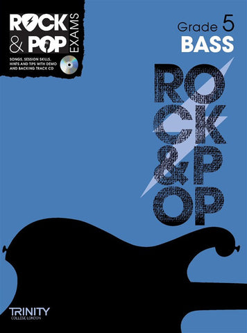 Rock & Pop Bass Guitar Grade 5