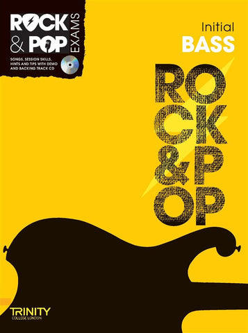 Rock & Pop Bass Guitar Initial