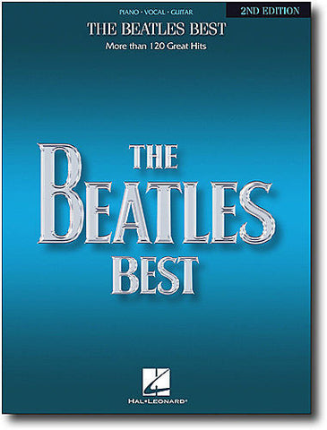The Beatles Best - piano/vocal songbook