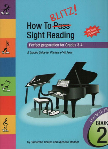How to Blitz Sight-Reading Book 2