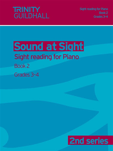 Sound at Sight Piano Book 2 (G3-4)