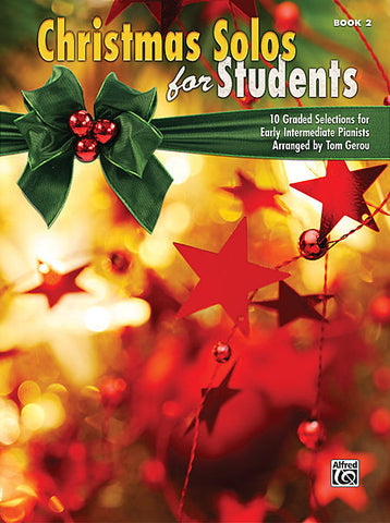 Christmas Solos for Students Book 2