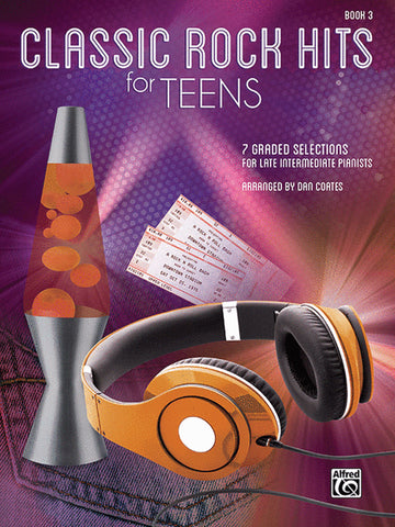 Classic Rock Hits for Teens Book 3