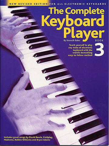Complete Keyboard Player 3