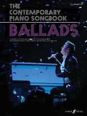 The Contemporary Piano Songbook: Ballads