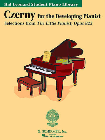 Czerny - Selections from The Little Pianist, Opus 823 (Hal Leonard)