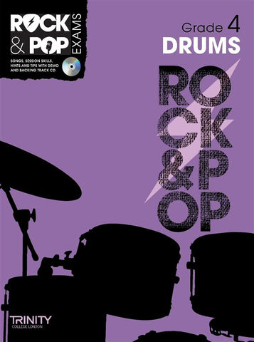 Rock & Pop Drums Grade 4