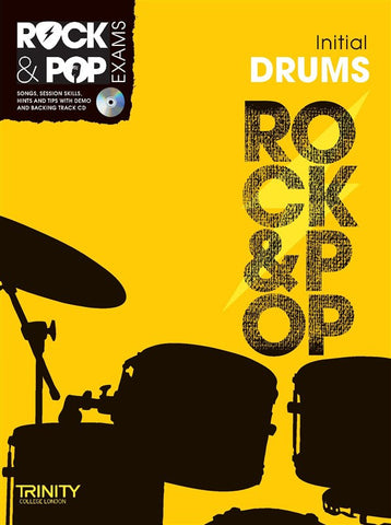 Rock & Pop Drums Initial