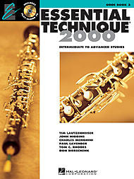 Essential Technique Oboe