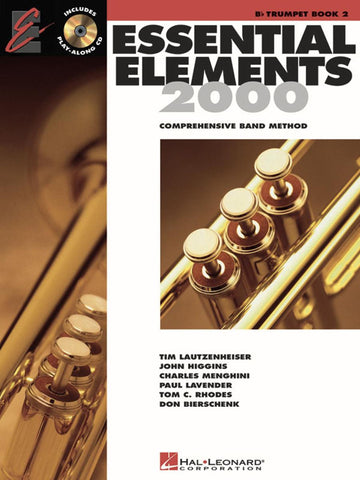 Essential Elements Trumpet 2