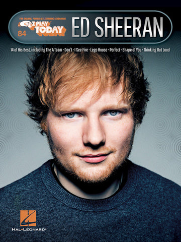 EZ Play Today 84: Ed Sheeran