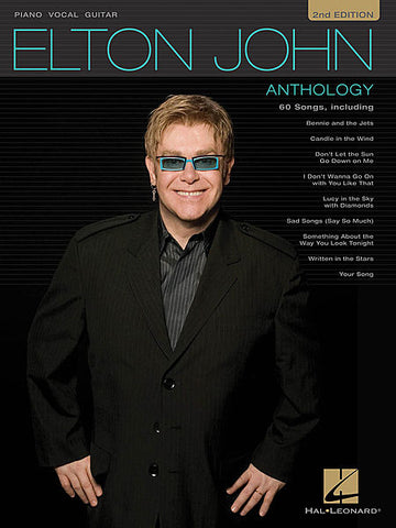 Elton John Anthology PVG