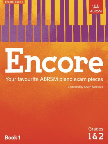 ABRSM Encore Piano, Book 1 (Grades 1-2)