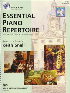 Essential Piano Repertoire Level 10