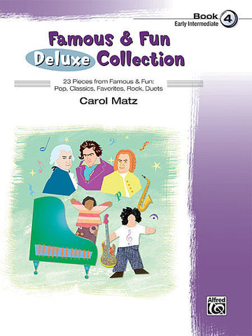 Famous & Fun Deluxe Collection Book 4