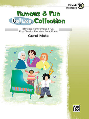 Famous & Fun Deluxe Collection Book 5