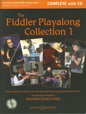 The Fiddler Playalong Collection 1