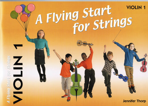 A Flying Start for Strings Violin Book 1