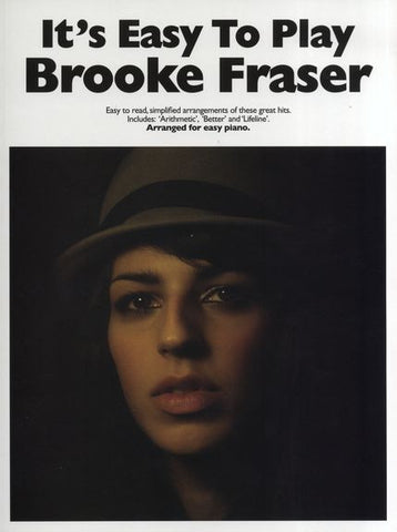 It's Easy To Play Brooke Fraser